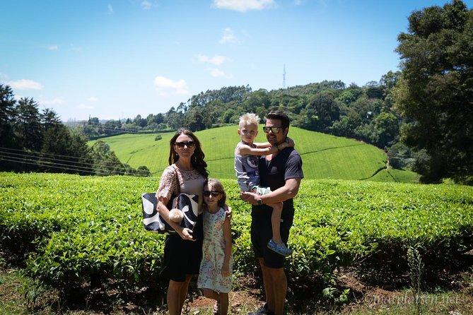 Nairobi to Kiambethu Tea Farm Tour