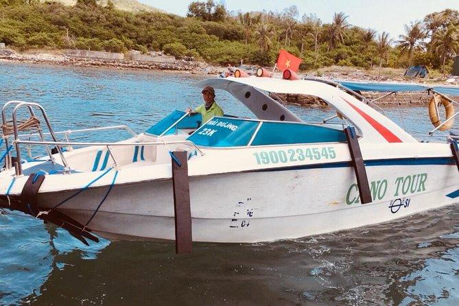 Speedboat Tour Nha Trang