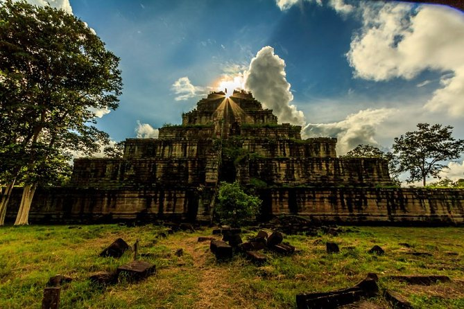 Day trip to Koh Ker & Beng Mealea from Siem Reap