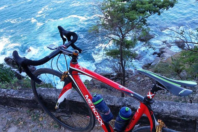 Sykkeltur fra Puerto Vallarta til El Tuito
