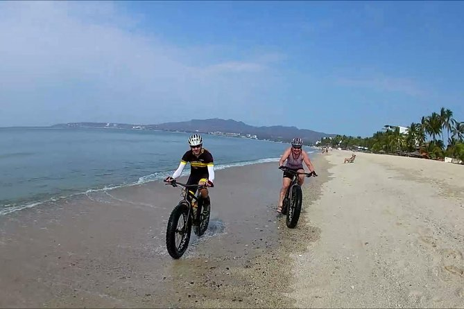 Fat Bike Beach Ride!