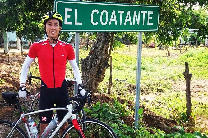 Sykkeltur fra Nuevo Vallarta til El Colomo eller El Coatante