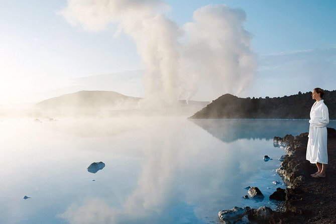 Golden Circle and The Blue lagoon Private Day Tour from Reykjavik