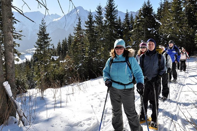 Snowshoeing in High Tatras: Zdiar to Bachledova Valley photo 1
