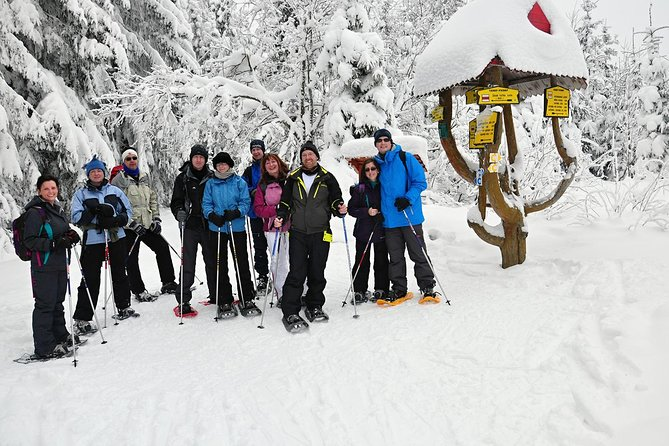 Snowshoeing in High Tatras: Zdiar to Bachledova Valley photo 11