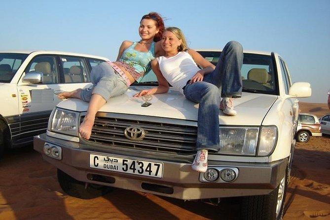Half Day Dubai Afternoon Desert Safari and Shore Excursion