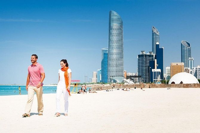 Abu Dhabi private City Tour - A journey to The Capital(Private & custom tours ) photo 3