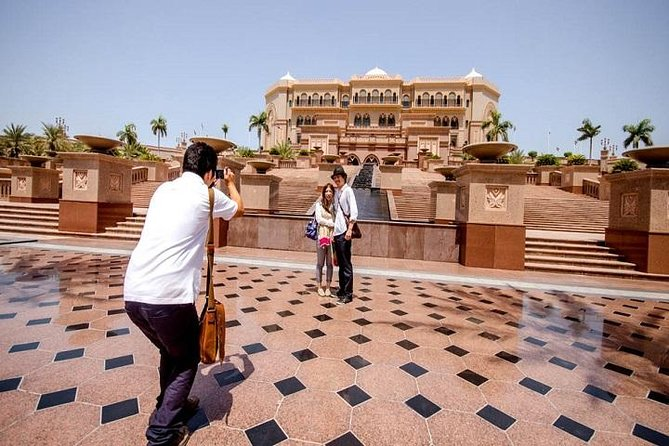 Abu Dhabi private City Tour - A journey to The Capital(Private & custom tours ) photo 4