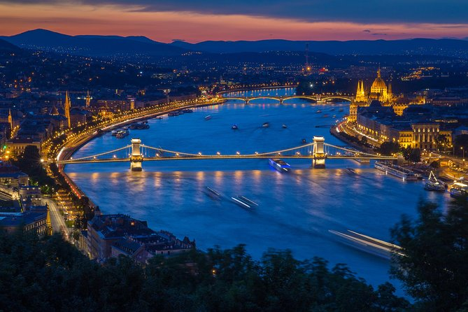 Budapest Evening by the Danube Bank with Homemade Palinka photo 3