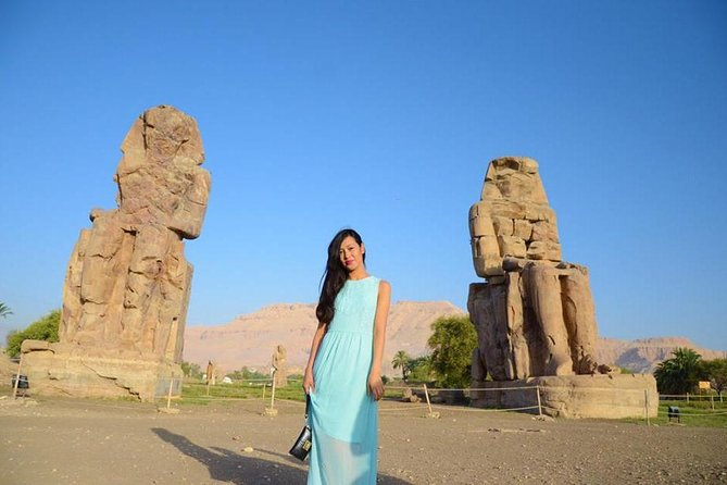 east and west luxor day tour form all luxor hotels
