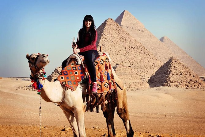 Giza pyramids guided trip from cairo or giza hotel photo 6