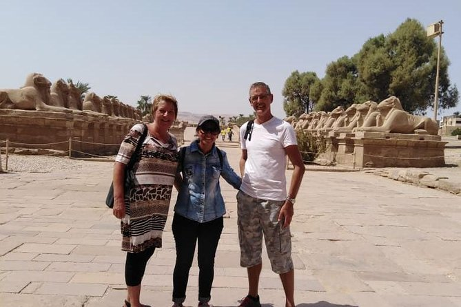full day tour East bank Luxor and karnak temple