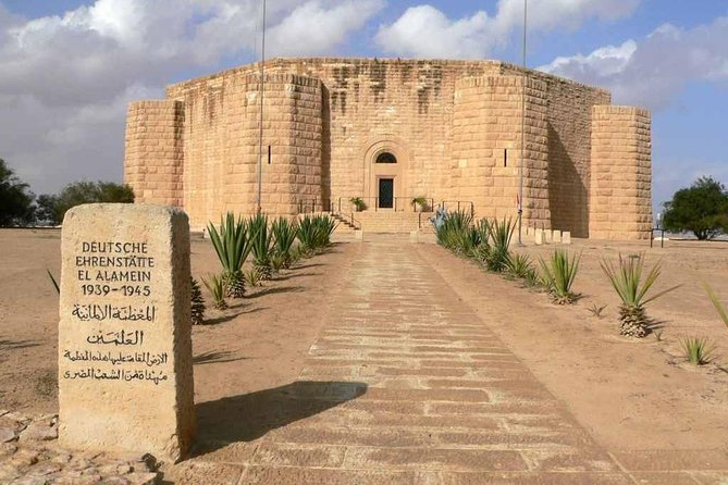 Full Day Tour TO EL-ALAMEIN DAY TOUR FROM CAIRO