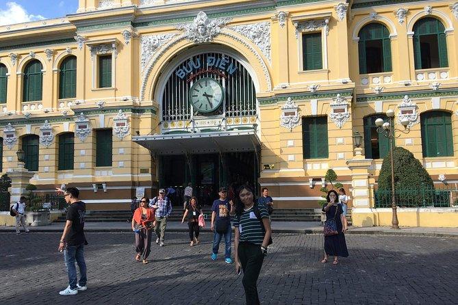 サイゴン歴史都市ツアー - フレンチクォーターを探索