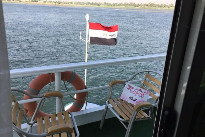 Budget Egypt Sailing Nile cruise from Aswan to Luxor for 3 nights Special Offer