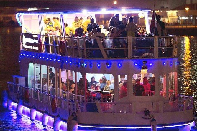 Dhow Cruise marina Glass Boat