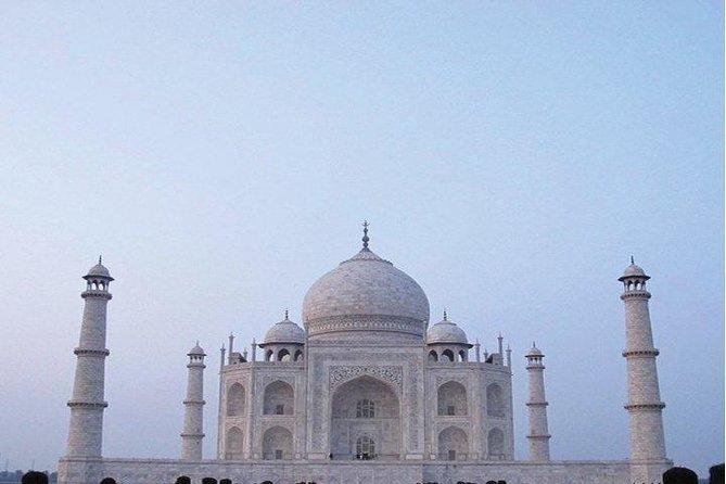 To the Taj Mahal and back- Same Day trip