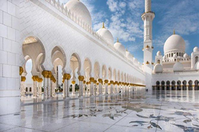 Explore The Wonders of Abu Dhabi - Day Trip from Dubai