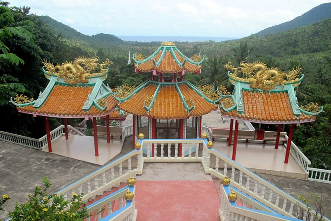 Koh Phangan cultural experience, day trip from Koh samui by speed boat