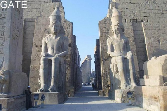 Guided Half-Day Tour of Nile East Bank from Luxor by Air-Conditioned Vehicle