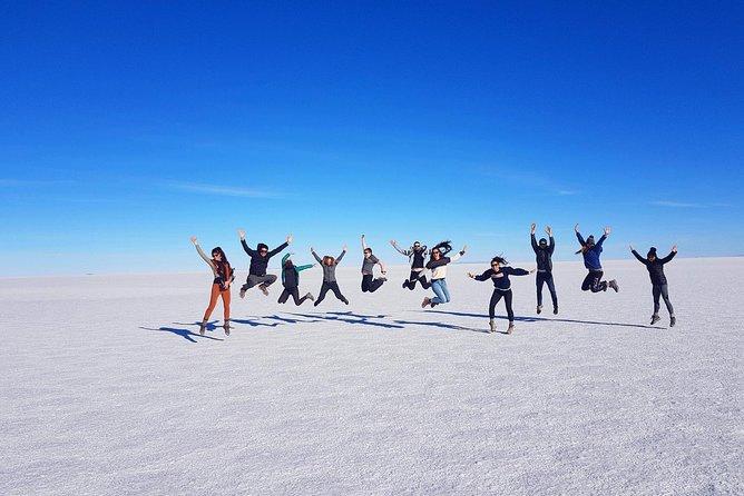 Uyuni Salt Flats _ Full Day _