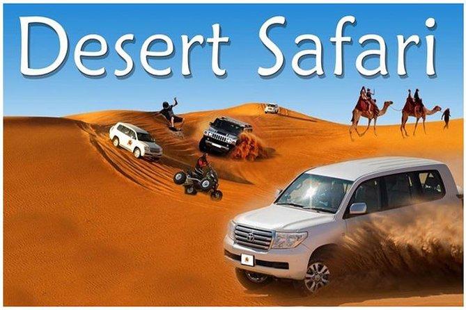 Desert Safari Dubai avec danse du ventre