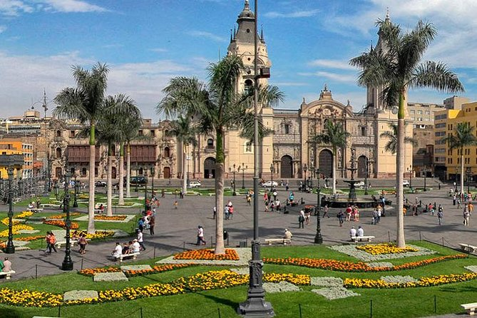 Highlights of Lima - Shared Half Day Tour