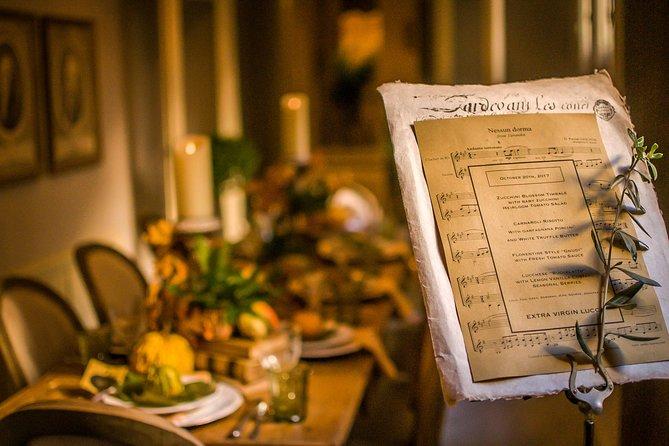 Matlagningskurs i Luccas historiska centrum