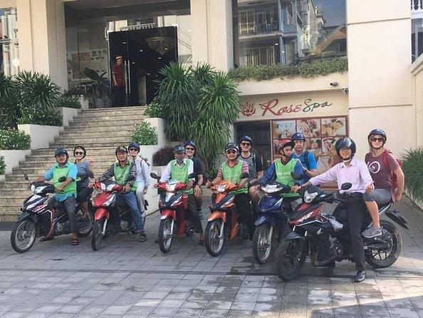 Half-day motorbike tour
