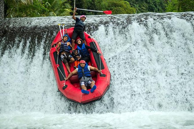 Telagawaja Rafting Adventure with ALL Inclusive