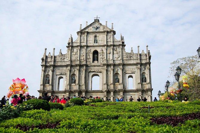 Individual tour Phuket - Macau - Phuket