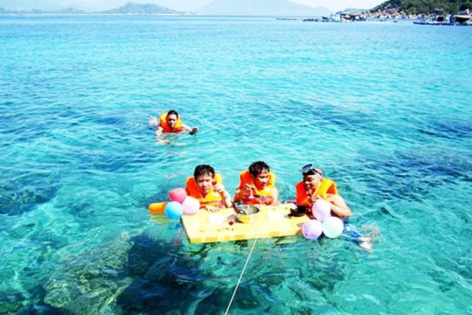 Cu Lao Cham full day tour visiting Au Thuyen and Ong Temple depart from Hoi An