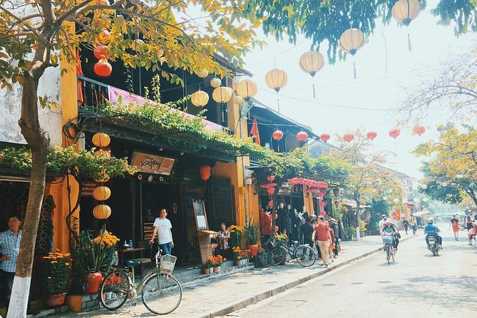 Hoi An Ancient Town Day Tour from Da Nang