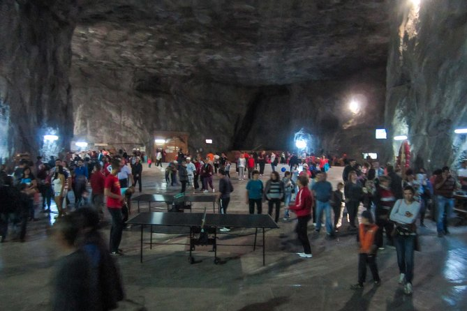 Day trip to Praid salt mine and biggest statue of Jesus in Eastern Europe