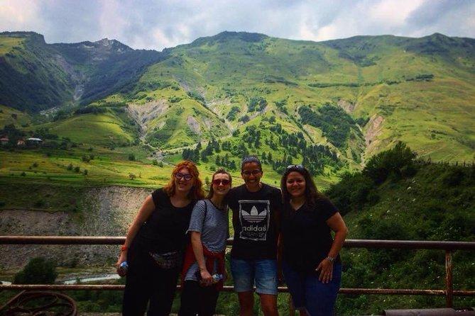 The best of Kazbegi one day tour