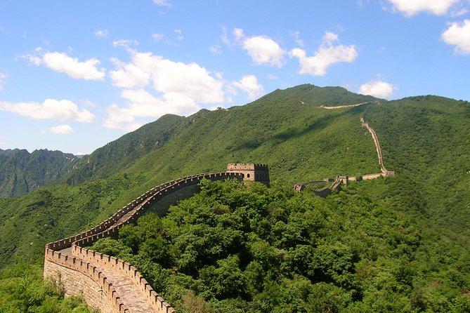 Great Wall at Mutianyu, Underground Palace Group Bus Tour