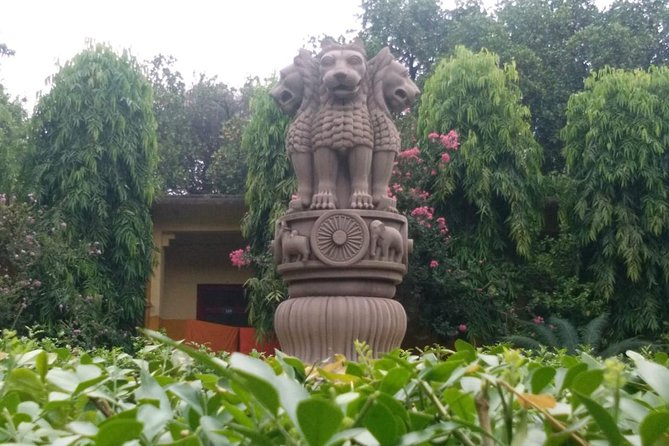 Guided Half Day Sarnath Car Tour from Varanasi with a local in AC car