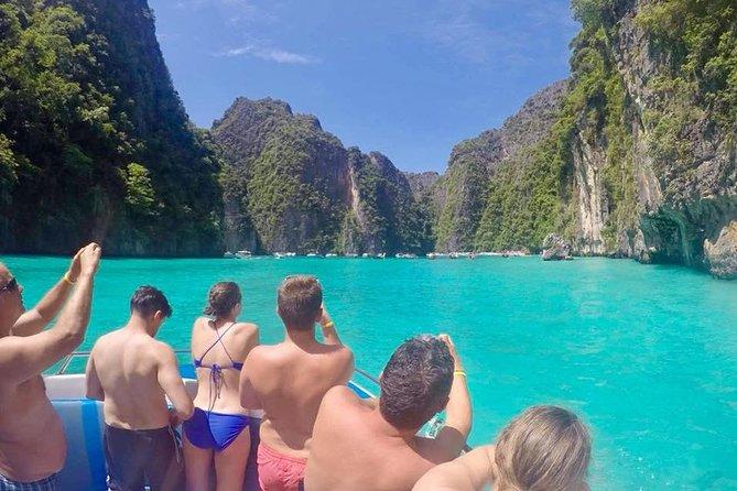 Tagesausflug: Phi Phi - Maya - Bambus - Maiton