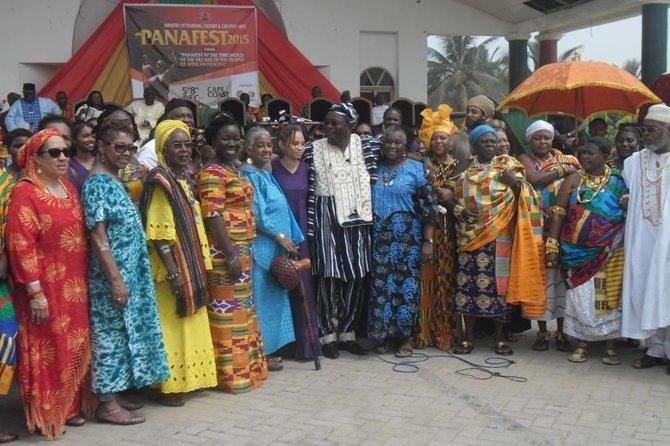 Ghana Panafest Festival 2019