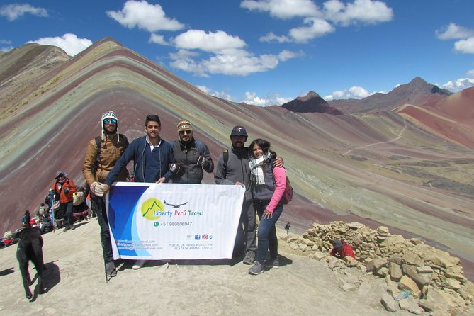 Rainbow Mountain Tour All Included Economical Option