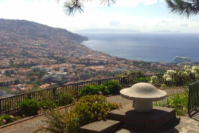 Funchal Shore Excursion:Private Stunning and scenic Nuns Valley Tour