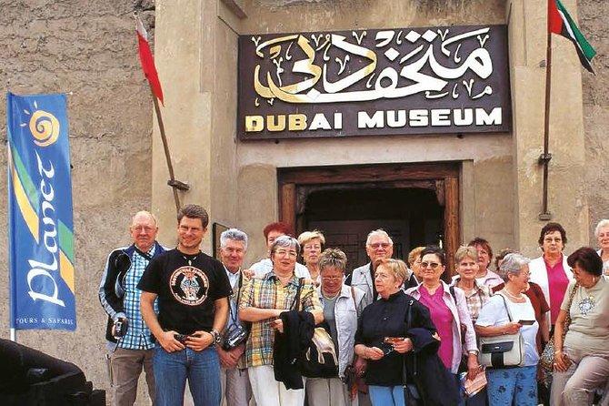 Klassische Dubai City Tour