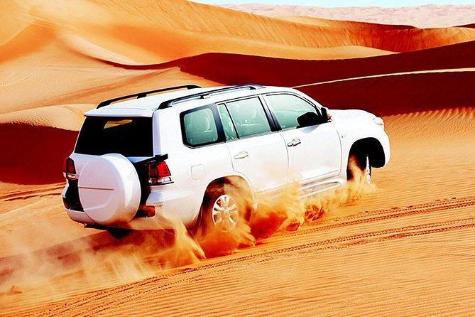 Desert Safari Dubai with BBQ and 7 Live Shows