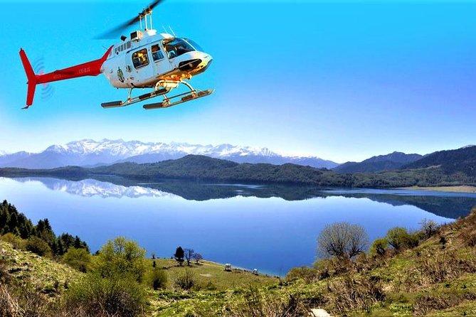Rara Lake Tour by Helicopter