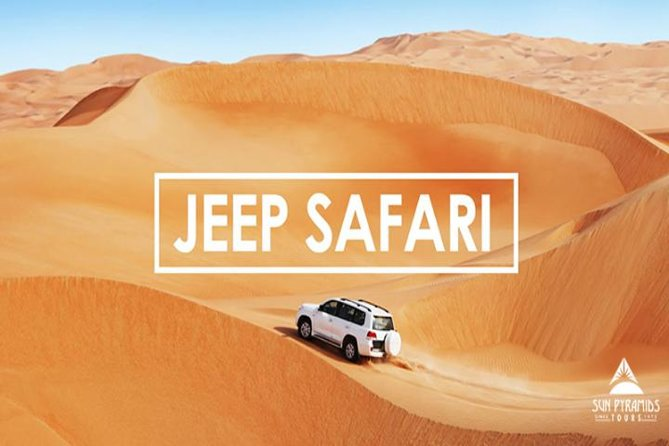Desert Super Safari by Jeep from Marsa Alam