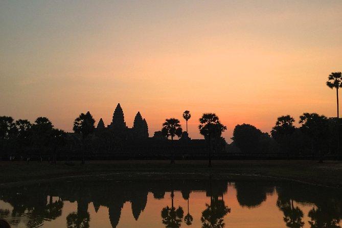 Siem Reap Angkor Sunrise sunset Kulen 5 Days Private Tour