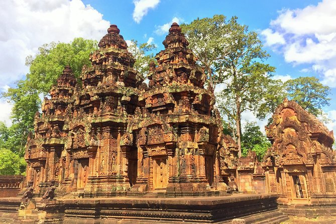 Angkor Wat Best Pink Temple Private Tour