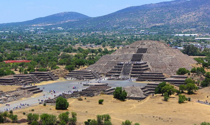 Teotihuacan Ciudad de Dioses Tour Desde Querétaro