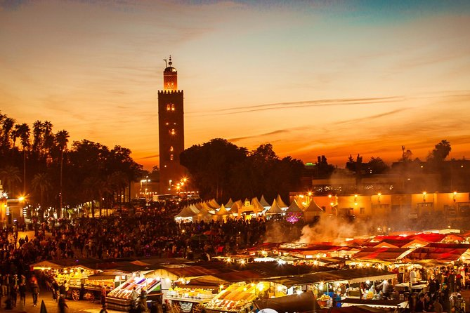 Food Tour of Marrakech: By Night Smells Sounds and Senses