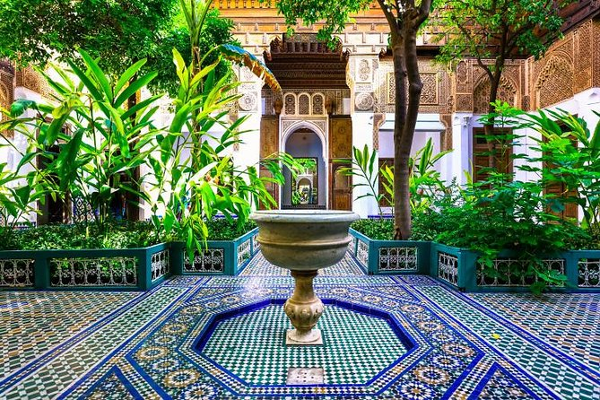 Marrakech Mean Landmarks - Group Sightseeing Tour